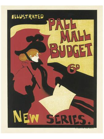 Illustrated Pall Mall Budget, New Series, c.1894