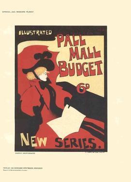 Pall Mall Budget by Maurice Greiffenhagen