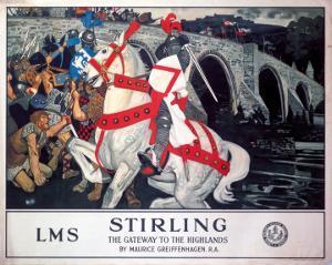 Stirling, LMS, c.1923-1947 by Maurice Greiffenhagen