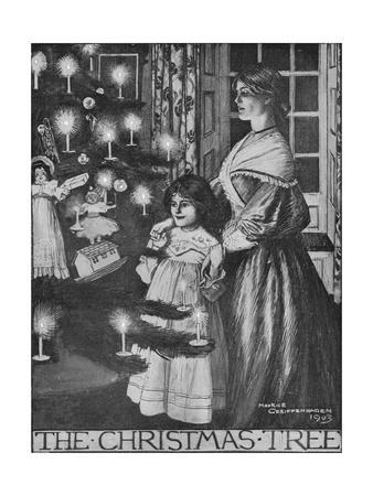 'The Christmas Tree', 1903 (1903)