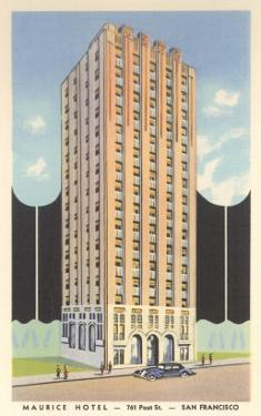 Maurice Hotel, San Francisco, California