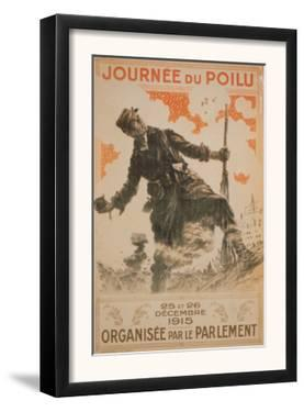 Journee du Poilu, c.1915 by Maurice Neumont