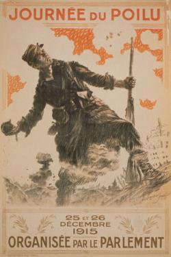 Journee du Poilu, c.1915 by Maurice Neumont
