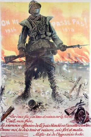 They Shall Not Pass! 1914-1918, 1918