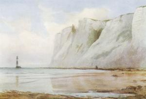 Beachy Head, Sussex, 1908 by Maurice Randall