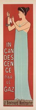 Incandescence Par le Gaz by Maurice Réalier-Dumas