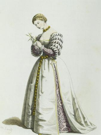 Isabella in 1860