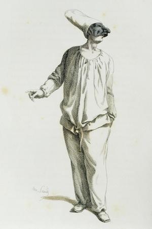 Pulcinella in 1800