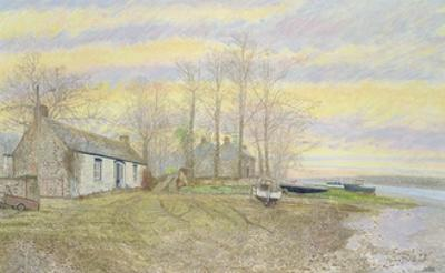 The Turning Place, Lower Quay Road, Hook, Pembrokeshire, 1996 by Maurice Sheppard