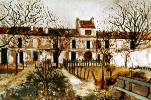 Utrillo: Montmagny, 1908-9 by Maurice Utrillo