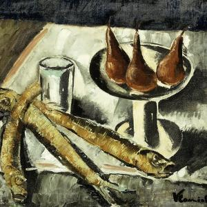Still-life with Fish by Maurice Vlaminck