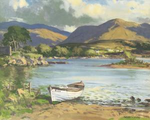 The Middle Lake, Killarney by Maurice Wilks