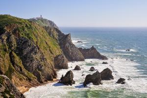 Cabo Da Roca, the Most Western Point of Continental Europe. Portugal by Mauricio Abreu