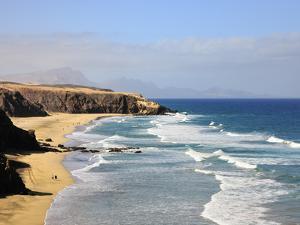 Playa De La Pared, Fuerteventura, Canary Islands by Mauricio Abreu