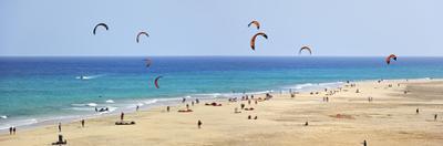 Playa De Sotavento De Jandia, Fuerteventura, Canary Islands