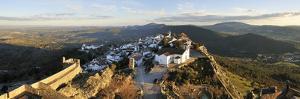 The Medieval Village of Marvao. Alentejo, Portugal by Mauricio Abreu