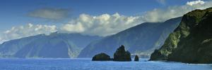The North Coast of Madeira Island, Near Ribeira Da Janela, Portugal by Mauricio Abreu