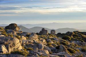 The Top of the Highest Mountain Range in Continental Portugal. Serra Da Estrela Nature Park by Mauricio Abreu
