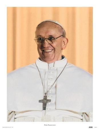 Papa Franciscus by Maurilio Boldrini