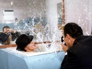 Max and les Ferrailleurs by Claude Sautet with Romy Schneider and Michel Piccoli, 1971 (photo)