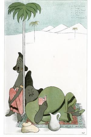 Omar Khayyam, 1904
