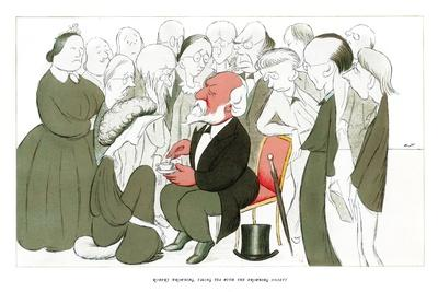 Robert Browning, Taking Tea with the Browning Society, 1904