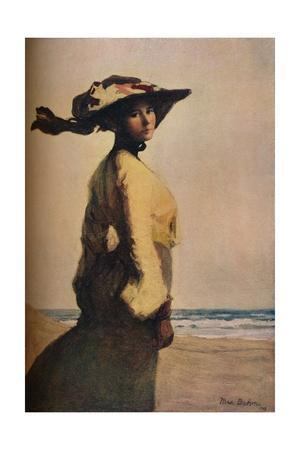 'Portrait of Madame B', 1905