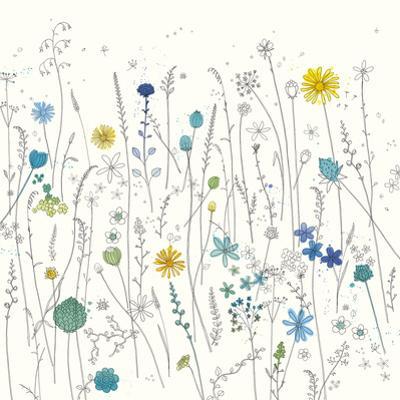 Flower Drift I by Max Carter