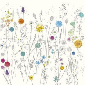 Flower Drift II by Max Carter