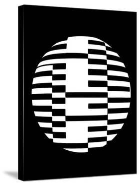 Geometric Ball I by Max Carter