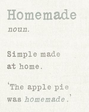 Homemade by Max Carter