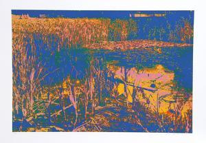 Blue Lagoon by Max Epstein