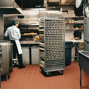 Bagel Bakery, 1996 by Max Ferguson