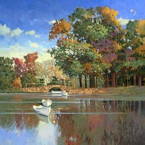 Early Autumn in the Loire by Max Hayslette