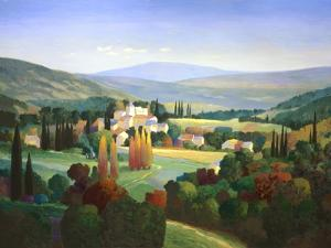 Hills of Provence by Max Hayslette