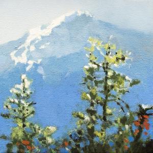 Hurricane Ridge by Max Hayslette