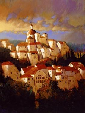 Le Village Anciens by Max Hayslette
