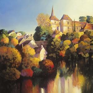 Saint Benoit Du Sault by Max Hayslette