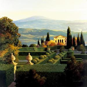 Villa D'Orcia by Max Hayslette