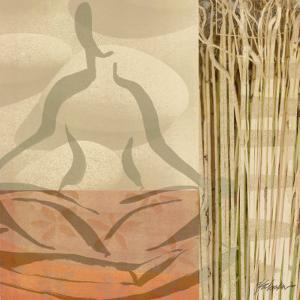 Meditation Study I by Max Kab