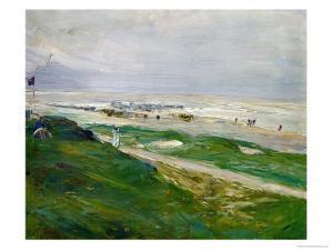 Dune in Noordwijk, Netherland, 1908 by Max Liebermann
