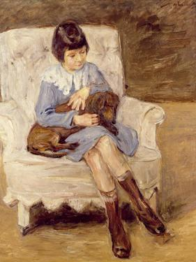 Maria Riezler-White by Max Liebermann