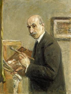 Self-Portrait by Max Liebermann
