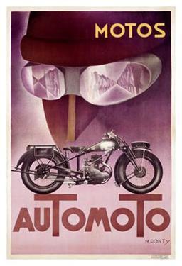 Automoto by Max Ponty