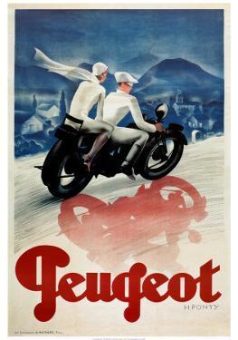 Peugeot by Max Ponty