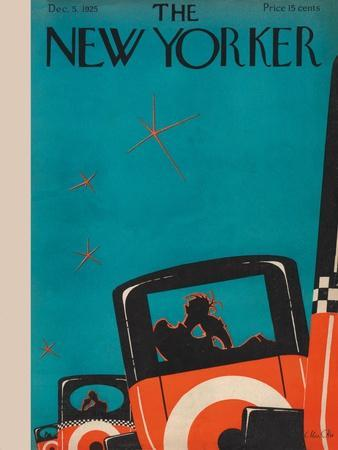 The New Yorker Cover - December 5, 1925