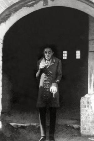 """Max Schreck. """"Nosferatu"""" 1922, """"Nosferatu, Eine Symphonie Des Grauens"""" Directed by F. W. Murnau"""