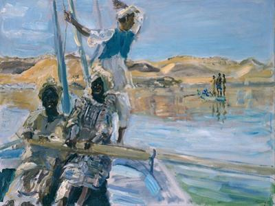 Pirates, 1914 by Max Slevogt