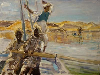 The pirates (1914) by Max Slevogt