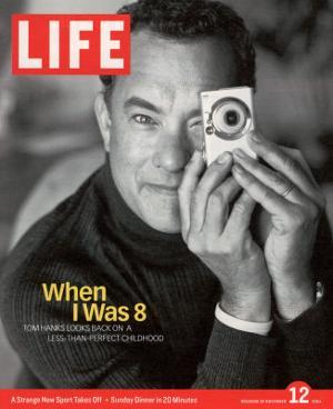Tom Hanks, November 12, 2004 by Max Vadukul